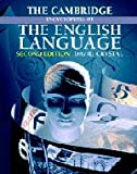 The Cambridge Encyclopedia of the English Language (0521530334) by David Crystal