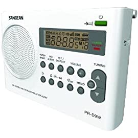 Public Alert Emergency Weather Radio with Digital AM/FM and NOAA