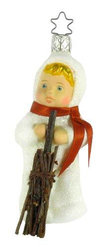 Inge-Glas Christmas Ornament Kinder of Preparation