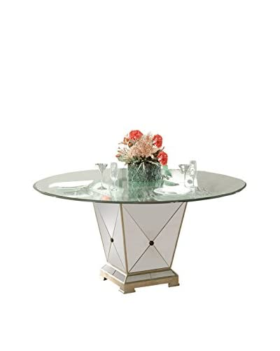 Bassett Mirror Company Borghese Round Dining Table