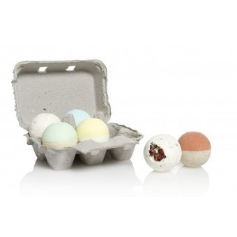 Level Naturals Bath Bombs: Mixed 6-pk