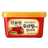 【清浄園 】スンチャンコチュジャン 500g ■韓国食品・韓国食材・韓国調味料 ・スンチャンルコチュジャン・韓国赤味噌・味付■