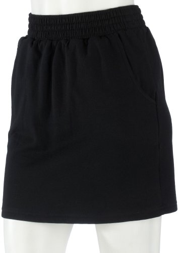 American Apparel Womens California Fleece Tulip Skirt
