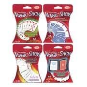 POOF-Slinky, Inc Magic Card Assortment (Set of 4)