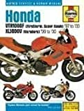 Honda VTR1000 FireStorm and XL1000V Varadero Service and Repair Manual (Haynes Service and Repair Manuals) Matthew Coombs