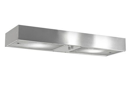 """Imperial C2036Sd4-Ss Stainless Steel Insert 430 Cfm 36"""" Wide Blower Range Hood Insert With Air-Ring Fan From The C2000 Collection"""