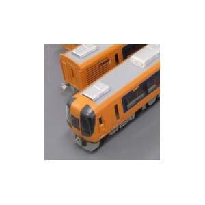 kintetsu-series22600-ace-four-car-formation-total-set-w-motor-basic-4-car-pre-colored-kit-model-trai