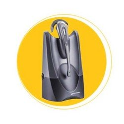 Plantronics Cs50 Wireless Headset With Hl10 Handset Lifter