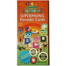 Alphabotz Superphonic Decoder Cards - 1