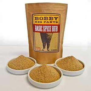 Amazon.com : Bobby Big Pants Basic Spice Rub : Meat ...