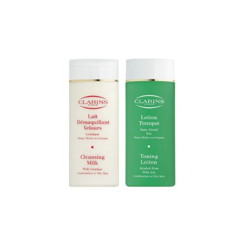 Clarins Cleansing Duo Limited Edition 2 Piece