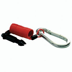 Fastway 80-01-2206 Zip Breakway Cable with Pin, 6'