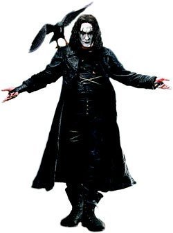 Crow 18-Inch Action Figure (w/Sound) by NECA