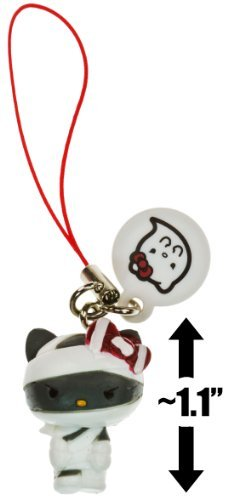 "Hello Kitty Mummy ~1.1"" Monster Collection Mini-Figure Dangler Series"