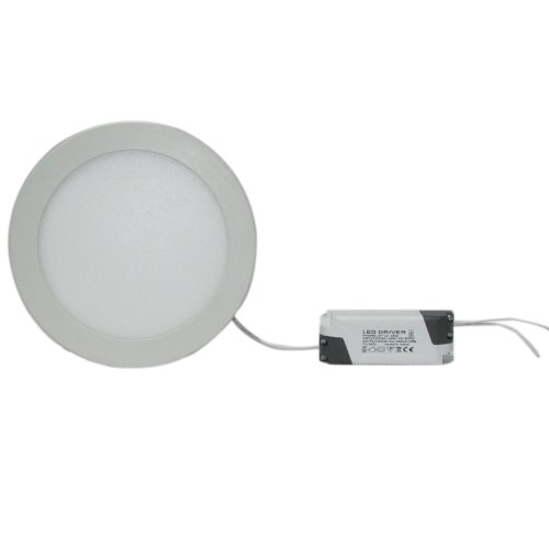 Generic Led Ceiling Light Dimmable Cree 12W 1080 Lumen Round Recessed Downlight Lamp Panel Color White