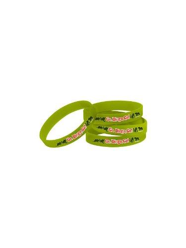 Diego Wrist Band (4-pack) - 1