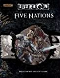 Five Nations (Dungeon & Dragons d20 3.5 Fantasy Roleplaying, Eberron Supplement) (0786936908) by Brain Campbell