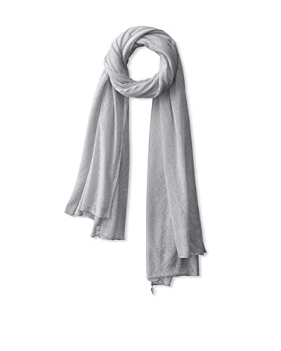 Donni Charm Women's Comfy Brink Scarf, Grey As You See