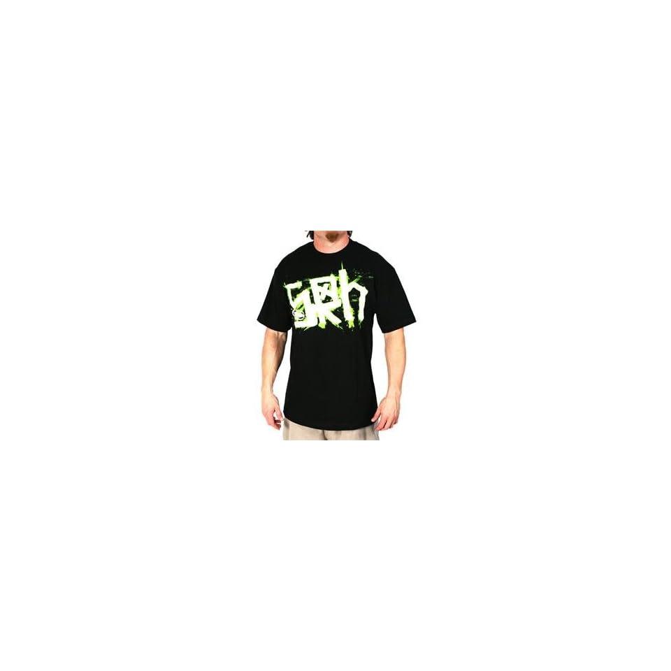 SRH Strike Back T Shirt   Large/Black