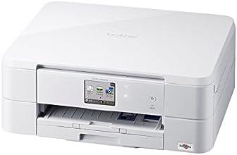 brother A4インクジェット複合機(両面印刷/無線LAN/手差しトレイ) DCP-J562N