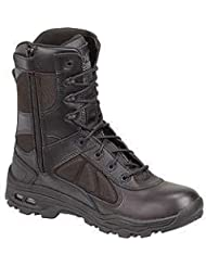 Men's Thorogood 8 inch VGS Stealth Side - zip Boots