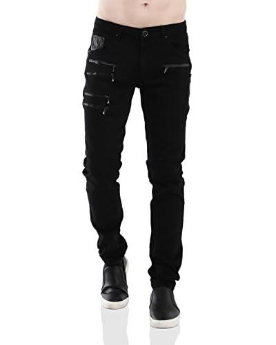RNT23 Pantalón Negro