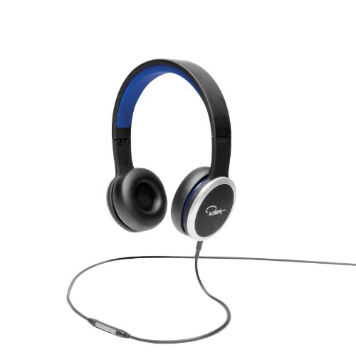 WeSC RZA Street Headphone - Black/Blue