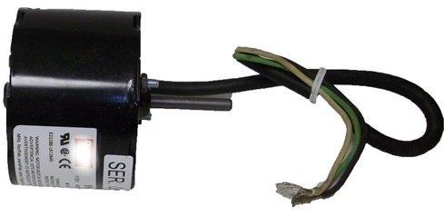 Broan Vent Fan Motor # 99080464; 1550 Rpm, 0.8 Amps, 115V 60Hz.