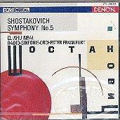 Chostakovitch Symphonie n°5 314A1TPAYTL