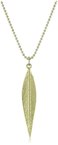 Sheila Fajl 18k Gold-Plated Necklace