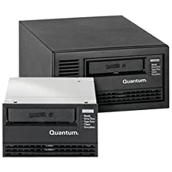 Quantum LTO-5 Tape Drive, Half Height, Tabletop, Sas Hba Bundle, 6GB/S Sas, Blac