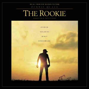 The Rookie by Various Artists and Carter Burwell