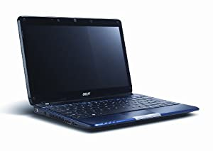 Acer Aspire AS1410-2497 11.6-Inch Blue Laptop - Up to 6 Hours of Battery Life (Windows 7 Home Premium)