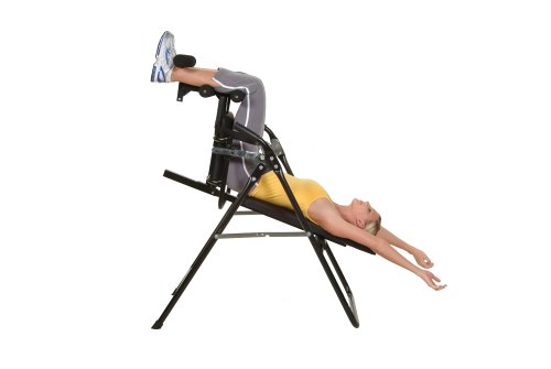 Inversion Therapy with Health Mark Pro Chair