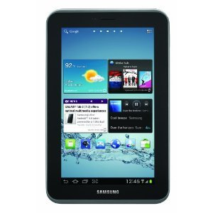 Samsung Galaxy Tab 2 (7-Inch, Wi-Fi) & FREE MINI TOOL BOX (ml)