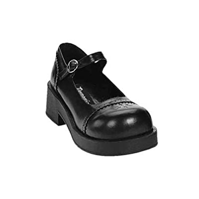 Demonia by Pleaser Women's Crux-07 Mary-Jane