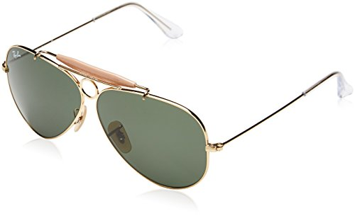 ray-ban-shooter-occhiali-da-sole-da-donna-001-gold-green-classic-62-mm