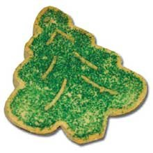 Darlington Farms Cookies Christmas Tree Bulk 160-Count Packages (Pack of 160)