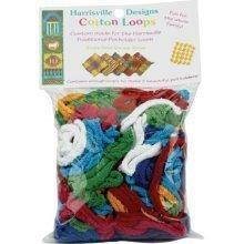 Harrisville Designs Cotton Loops, Multi-Color Pack Children, Kids, Game front-913485