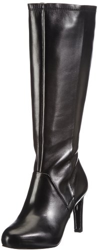 Högl shoe fashion GmbH Womens 6-108645-01000 Boots Black Schwarz (schwarz 0100) Size: 6 (39 EU)