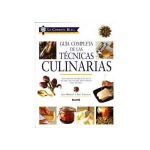Le cordon bleu guia completa de las tecnicas culinarias for Tecnicas culinarias pdf