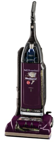 Hoover U6439-900 Self-Propelled Windtunnel Ultra Upright Vacuum Cleaner