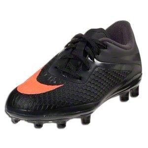 Buy Nike Kids Jr Hypervenom Phelon FG Soccer Shoes by Nike