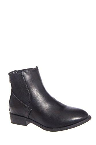 Carver Low Heel Boot
