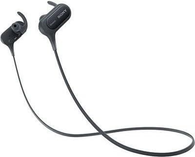 ソニー SONY ワイヤレスイヤホン 防滴 マイク付き/通話可能 MDR-XB50BSBZ ブラック