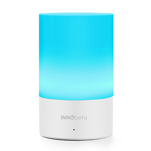 InnoBeta-wiederaufladbar-and-Transportabel-LED-Farbwechsel-Stimmungslicht-mit-Reisetasche-InnoBeta-Meteor-Nachttischlampe-mit-Dimmbare-warmes-weies-Licht-256-RGB-bunten-Lichtern-tragbare-Outdoor-Campi