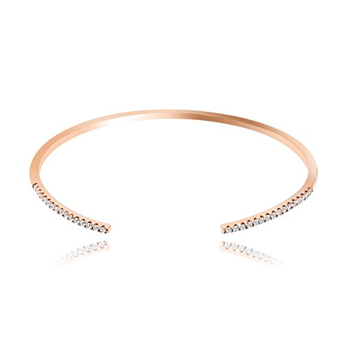 womens-sterling-silver-cubic-zirconia-end-cuff-bangle-bracelet-rose-gold