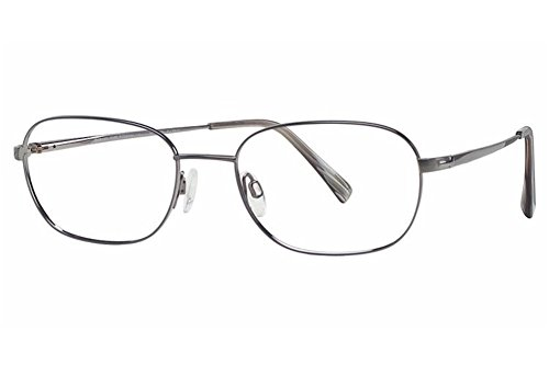 Charmant Men's Eyeglasses TI8165 TI/8165 GR Gray Full Rim Optical Frame 52mm (Charmant Eyeglass Frames compare prices)