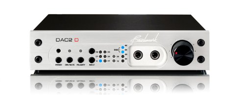 Benchmark Dac2 D Silver With Remote Control