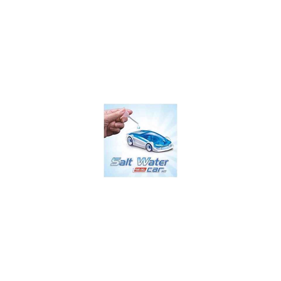 Salt Water Fuel Car  Toys & Games